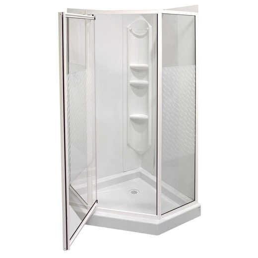 Shower Stalls, Walls & Parts