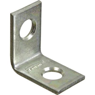 National Catalog 115 3/4 In. x 1/2 In. Zinc Corner Brace