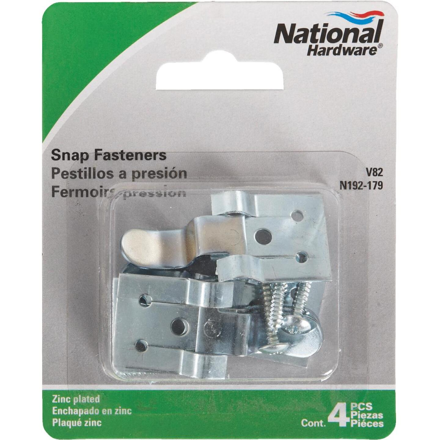 National Steel Snap Fasteners (4 Pack) Image 2
