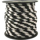 Do it 5/8 In. x 150 Ft. Black & White Derby Polypropylene Rope Image 1